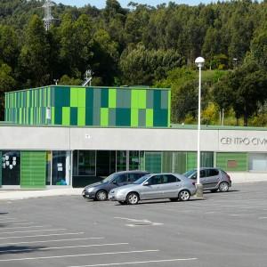 Centro Cívico Mesoiro