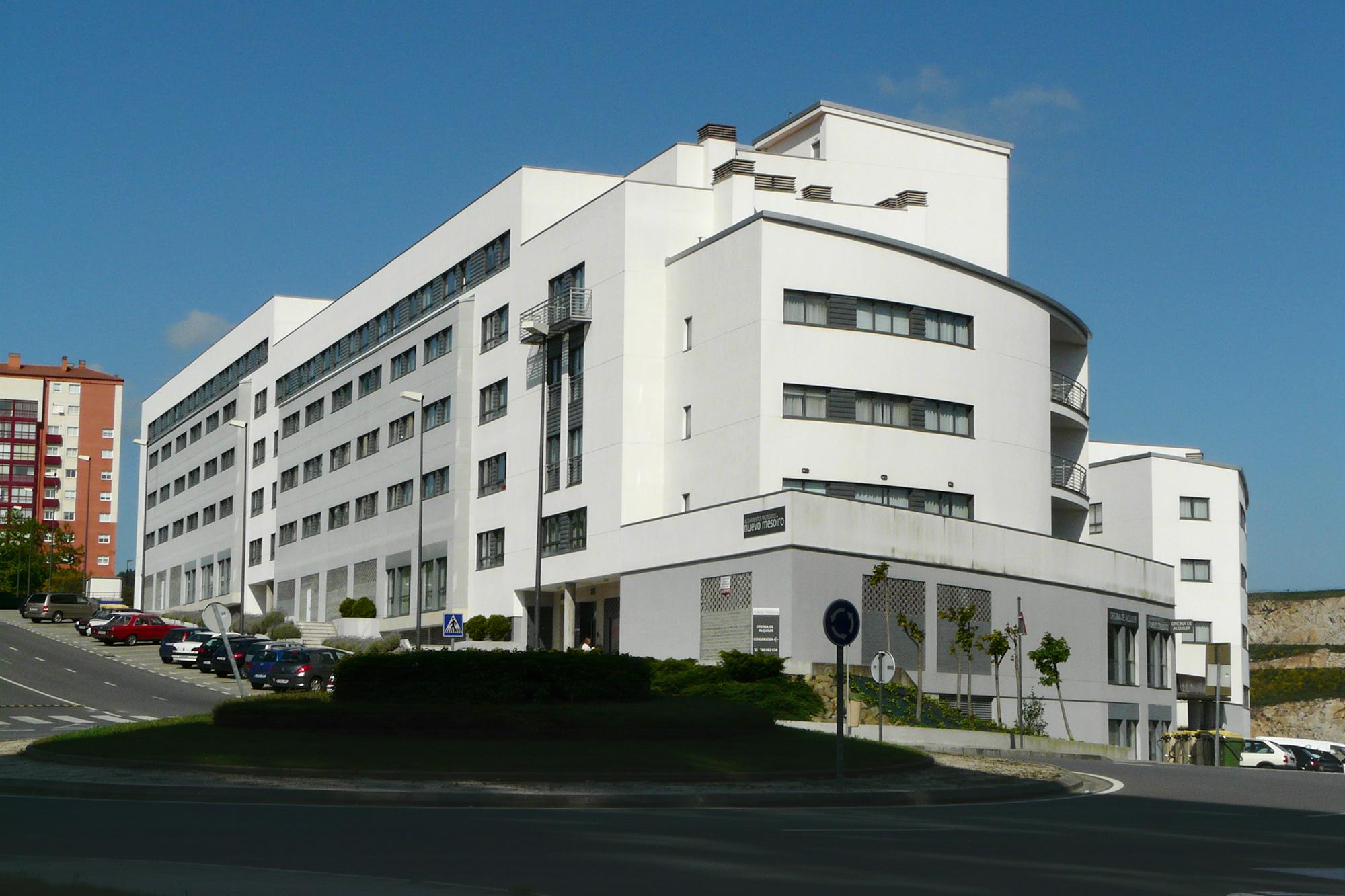 Edificio Mesorio