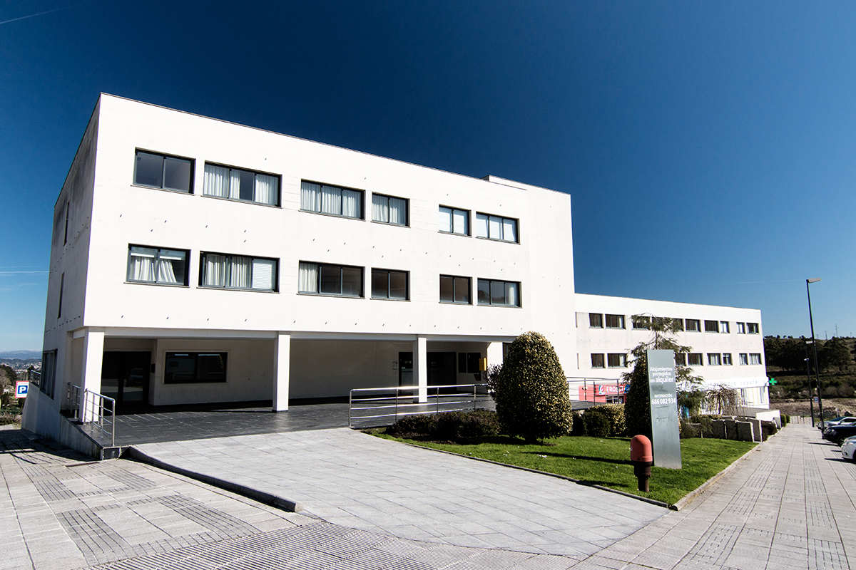 Edificio Zapateira